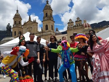 Colombian Experience Walking Tour