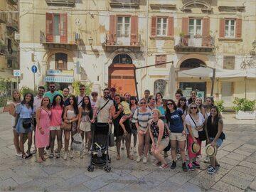 Kostenlose Tour Palermo. Sei ein Einheimischer, kein Tourist