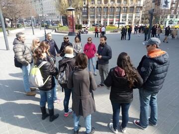 Free Tour Budapest en italiano