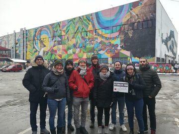 Free Tour Alternativo: cultura subterránea de Minsk