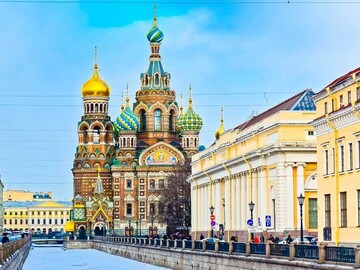 Imperial Saint Petersburg, Nevsky avenue