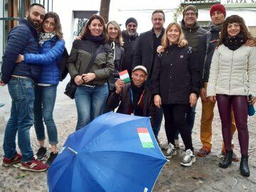 Kostenlose italienische Tour durch das jüdische Viertel