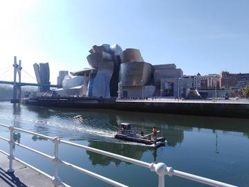 Visita i principali monumenti di Bilbao