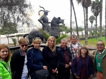 Lima Historic Centre + Chinatown by a Licensed Local Tour Guide
