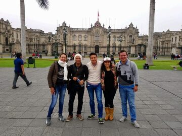 La gorra free tours