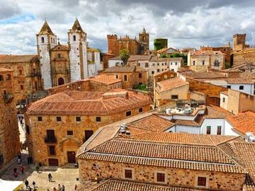 Free walking tour Cáceres, Stadt der drei Kulturen