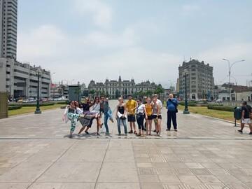 Free Tour Lima esencial