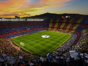 Barcelona blaugrana - Tour calcistico gratuito
