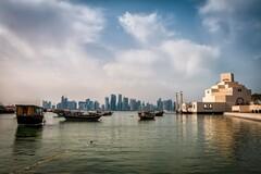 "The ""Meet Doha"" walking tour"