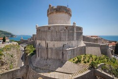 Tour delle mura della città di Dubrovnik