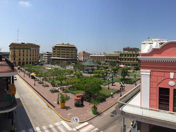 Historic Tampico, walk.