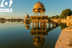 Tour gratis a pie por Jaisalmer