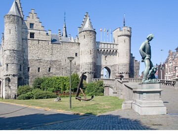 Free walking tour di Anversa