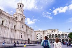 Free Tour por Arequipa