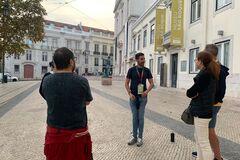 Free Tour por Lisboa en 2h con Álvaro y Manuel