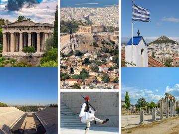 Lo mejor de Atenas en 3 horas.