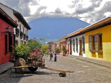 Free walking tour Der Schatz von Antigua Guatemala