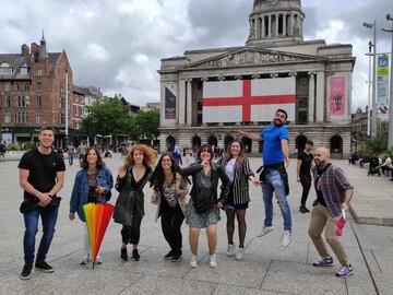 Free Walking Tour of Nottingham