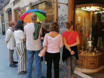 TOUR GRATUITO DEI NEGOZI CENTENARI DI MADRID