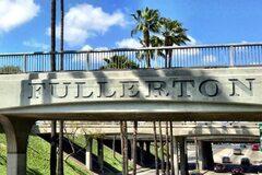 Kostenlose Wanderung durch Fullerton