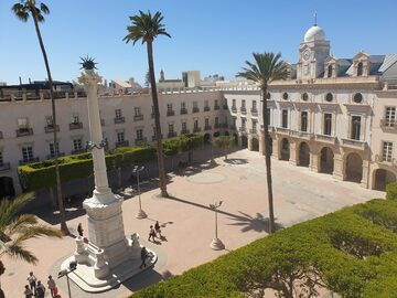 Free Tour Knowing Almería: visiting its historic center.