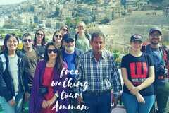 Free Walking Tour in Amman, Jordan