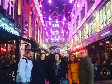 Free Tour La noche londinense